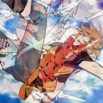 Aquarion Evol - OP & ED Single - Kimi no Shinwa ~Aquarion Dai Ni Shou~ / Gekkou Symphonia OST