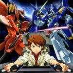 Mobile Suit Gundam Age - ED3 Single - White Justice OST
