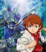 Mobile Suit Gundam Age - ED4 Single - Forget-me-not ~Wasurenagusa~ OST