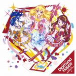 Aikatsu! - OP2 & ED2 Single - Diamond Happy / Hirari/Hitori/Kirari OST