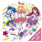 Aikatsu! 2 - OP1 & ED1 Single - Kira Power / Original Star OST