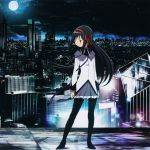 Mahou Shoujo Madoka Magica : The Movie Part 3 - ED Single - Kimi no Gin no Niwa OST