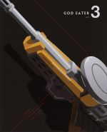 God Eater - Special Music CD3 : Episode 04, 05 BGM Collection OST