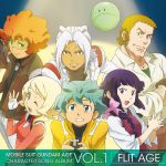 Mobile Suit Gundam Age - Character Song Album Vol.1 : Flit Age OST