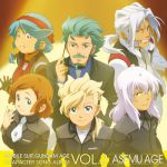 Mobile Suit Gundam Age - Character Song Album Vol.2 : Asemu Age OST