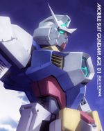 Mobile Suit Gundam Age - Radio Advanced CD1 OST