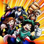 Boku no Hero Academia - ED Single - Heroes OST