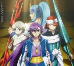 Magi : Adventure of Sinbad - OP Single - Spotlight OST