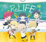 ReLIFE - OP Single - Button OST
