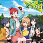 Shirobako - OP2 & ED2 Single - TREASURE BOX / Platinum Jet OST