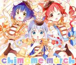 Gochuumon wa Usagi Desu ka?? - Chimame Tai Character Song Album : chimame march OST