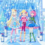 Aikatsu Stars! - Featured Songs 4 Winter Collection OST