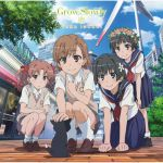 To Aru Kagaku no Railgun S - ED Single - Grow Slowly [Limited Edition] OST