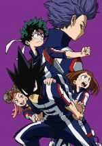 "Boku no Hero Academia 2nd Original Drama CD 2 ""A-gumi VS B-gumi Recreation"" OST"