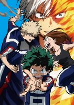 "Boku no Hero Academia 2nd Original Drama CD 3 ""Sagasu! Scout Kouho"" OST"