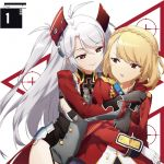 Azur Lane THE ANIMATION - Buddy Character Song Single VOL.1 : Prinz Eugen & Prince of Wales OST