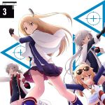 Azur Lane THE ANIMATION - Buddy Character Song Single VOL.3 : Cleveland Sisters OST