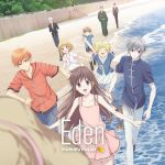 Fruits Basket 2019 2nd season - ED 2 Single - Eden OST