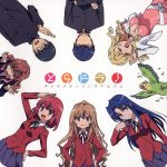 Toradora ! - Character Song Album OST