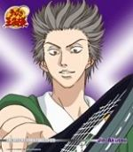Prince of Tennis - The Best of Rival Players 08 : Akutsu Jin OST