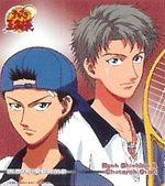 Prince of Tennis - The Best of Rival Players 13 : Shishido Ryou & Ootori Choutaroh OST
