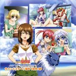 Mahou Shoujo Lyrical Nanoha StrikerS - Sound Stage M4 OST