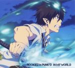 Ao no Exorcist - OP2 Single - In My World OST