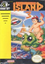 Adventure Island (Takahashi Meijin no Bouken Jima) 3 [FAMICOM GAMERIP]