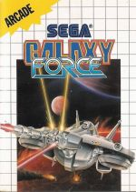 Galaxy Force [MASTER SYSTEM GAMERIP]