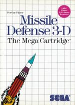 Missile Defense 3-D [MASTER SYSTEM GAMERIP]