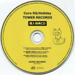 Cure SQ : Holiday Tower Records Bonus CD OST