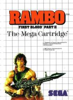 Rambo : First Blood Part 2 (Ashura / Secret Command) [MASTER SYSTEM GAMERIP]