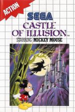 Castle of Illusion Starring Mickey Mouse [MASTER SYSTEM GAMERIP]