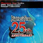 Phantasy Star Series - 25th Anniversary Sound Collection OST
