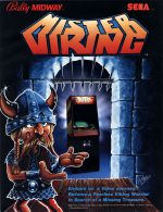 Mister Viking [ARCADE GAMERIP]