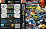Captain America and the Avengers (Megadrive Gamerip) OST