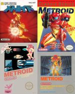 Metroid [NES GAMERIP]