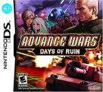 Advance Wars : Days of Ruin [DS GAMERIP]