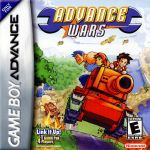 Advance Wars [GAME BOY ADVANCE GAMERIP]