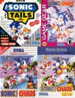 Sonic Chaos (Sonic and Tails) [MASTER SYSTEM & GAME GEAR GAMERIP]
